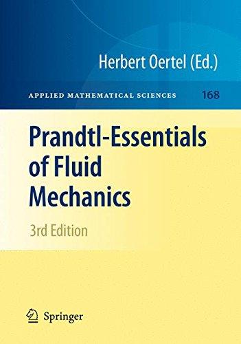 Prandtl-Essentials of Fluid Mechanics (Applied Mathematical Sciences)