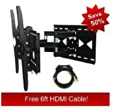 Heavy Duty Swivel Wall Mount for