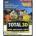 Total 3D Home Landscape/Deck Premium...