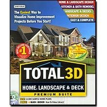 Total 3D Home, Landscape & Deck Premium Suite [Old Version]