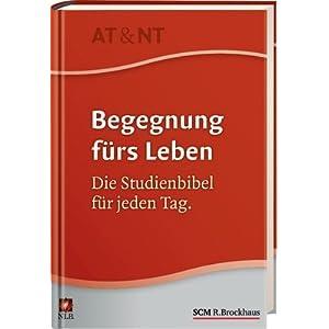 eBook Cover für  Begegnung f xFC rs Leben Die Studienbibel f xFC r jeden Tag