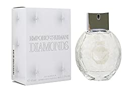 Emporio Armani Diamonds by Giorgio Armani for Women - 1.7 Ounce EDP Spray