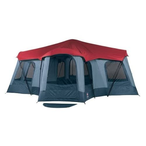 Amazon.com : Wenger Massif II 4-Room Radical Dome Tent : Family Tents