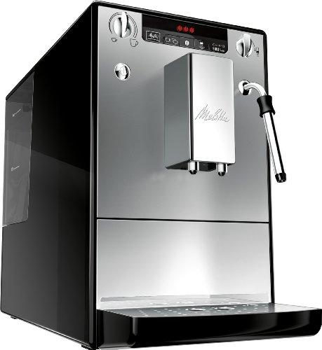 Melitta E 953-102 Kaffeevollautomat Caffeo Solo & Milk mit Milchschaumdüse, silber thumbnail