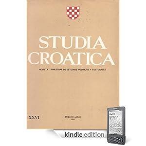 Studia Croatica - número 98 - 1985 (Spanish Edition)