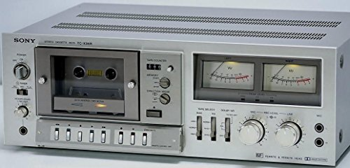 Sony TC-K96R HI-FI Stereo Cassette Deck