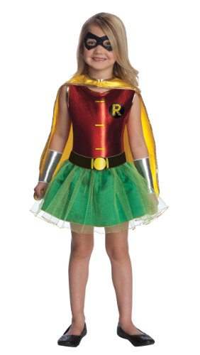 Robin Tutu Dress Child Costume Size:Toddler