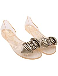 Pinklily Women S Peep Toe Sports Sandals