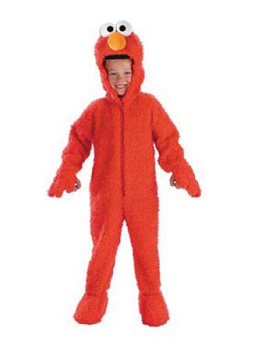Toddler Elmo Deluxe Costume