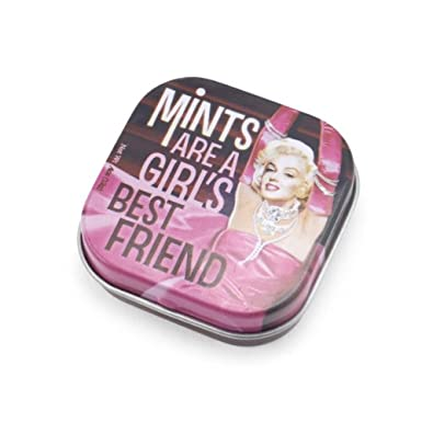 Mints Are a Girl's Best Friend