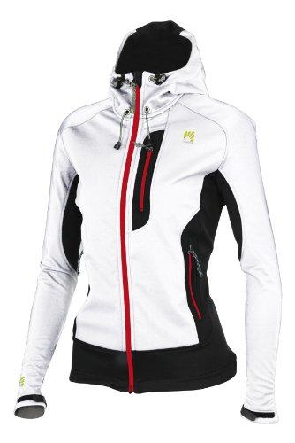 Sportful Karpos Lady Lavaredo. Sporliche, warme und elegante Softshell Ski-/Outdoorjacke mit athletischer Passform
