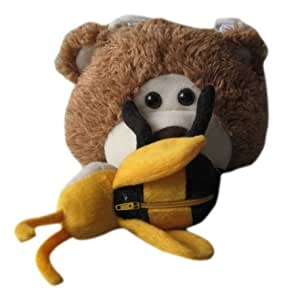 Baby Sherpa Safe2Go Child Safety Harness, Teddy with Bee