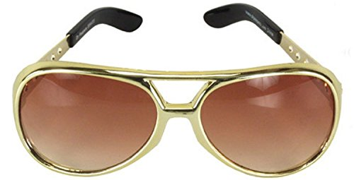 Elvis Aviator Sunglasses