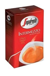 segafredo intermezzo kaffee espresso 250g gemahlen amazon. Black Bedroom Furniture Sets. Home Design Ideas