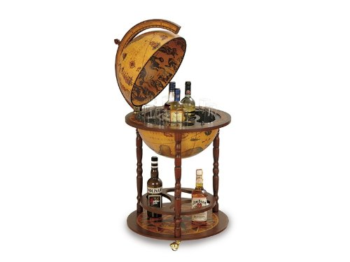 ZOFOLLI DRINKS CABINET BAR GLOBE (ART 87)
