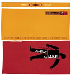 Anatomy of a Murder: From the Soundtrack of the Motion Picture (1959 Film)