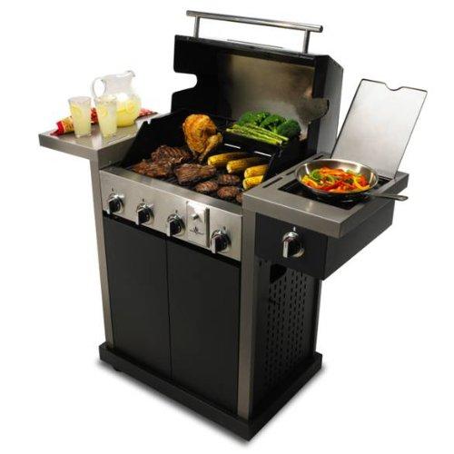 Hamilton-Beach-84241R-Grillstation-4-Burner-Gas-Grill-with-Side-Burner