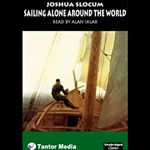 Sailing Alone Around the World Audiobook