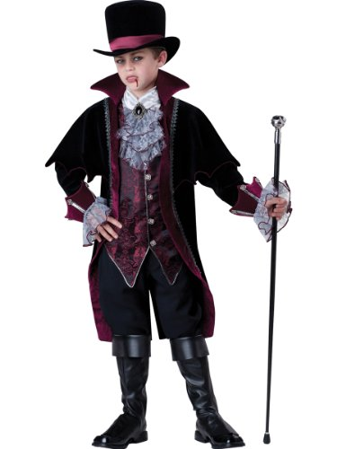 Vampire of Versailles Tween Costume