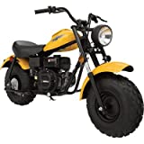 Baja Motorsports MB200 Mini Bike - 196cc, Yellow, Model# MB200-GY