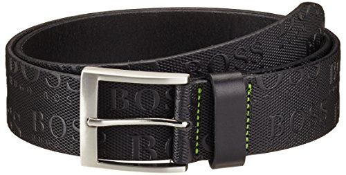 BOSS Green - Cintura, Uomo, Nero (Black 001), 95 cm