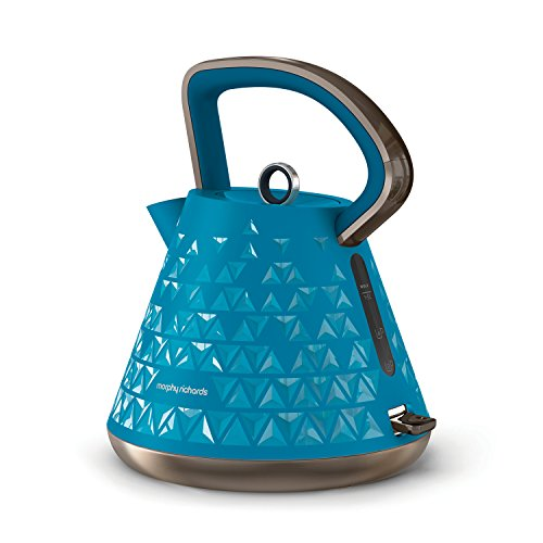 Morphy Richards 108104 Prism Kettle - Blue