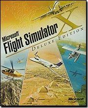 Microsoft Flight Simulator X Deluxe DVD