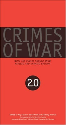 Crimes of War: What the Public Should Know 2.0
