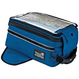 Tour Master Cortech Mini Magnetic Tank Bag - Mini/Blue