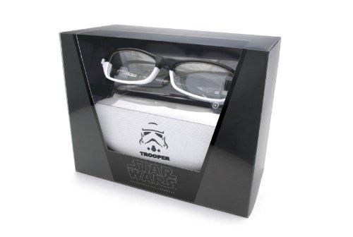 Stormtrooper STAR WARS EYEWEAR (スター・ウォーズ アイウェア ストームトルーパー)眼鏡/サングラス made in Japan (クリアレンズ)