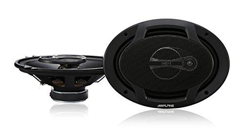 Alpine Spj-69C3 3-Way 6 X 9 350W Speaker