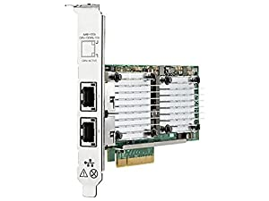 HP Comparable 656596-B21 PCIe x8 Dual Copper Port 10G Server Adapter