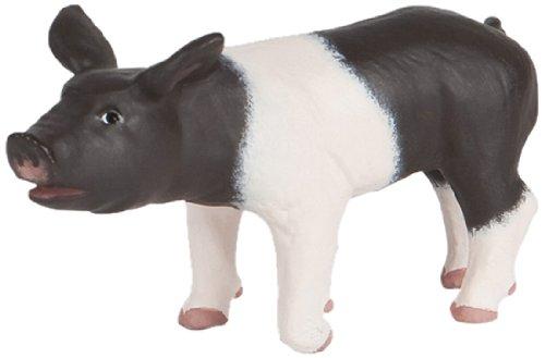 Papo Black & White Piglet