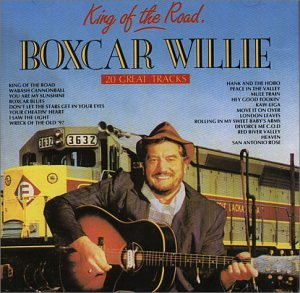Boxcar Willie - King of The Road (Intercontinental) - Zortam Music