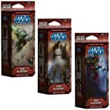 Star Wars Miniatures Jedi Academy Booster Pack