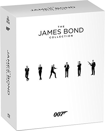 James Bond Collection [Blu-ray]