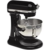 KitchenAid KV25G0X Professional 5 Plus 5-Quart Stand Mixer (Multiple Colors)