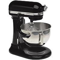 Kitchenaid KG25HOX 450W PRO 5-Quart 10 Speed Stand Mixer (Black)