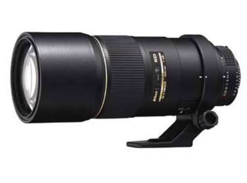 Nikon 300mm f/4.0D ED-IF AF-S Nikkor Lens for Nikon Digital SLR Cameras