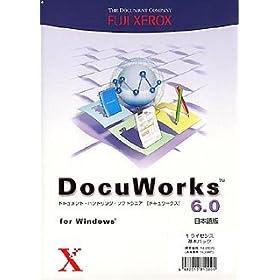 DocuWorks 6.0 ��{��� 1���C�Z���X��{�p�b�N