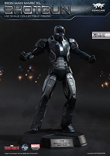 Comicave-Studios-112-Shotgun-Iron-Man-Mark-XL-Iron-Man-3-Action-Figure