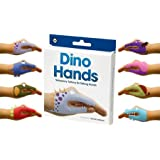 Dino Hands Temporary Talking Hand Tattoos