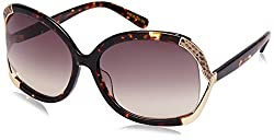 Hidesign Round Sunglasses (Gold) (8903439335991|Free Size)