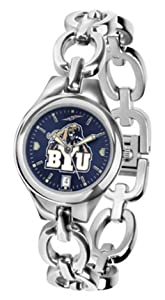 Brigham Young (BYU) Cougars Eclipse Ladies Watch with AnoChrome Dial by SunTime