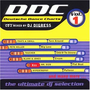 Various - DDC (Deutsche Dance Charts) Vol. 1