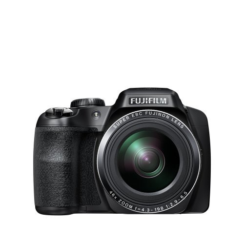 Fujifilm FinePix 16.2MP Digital Camera with 42x Optical Zoom (S8500) picture