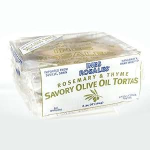Ines Rosales B22880 Ines Rosales Savory Olive Oil Tortas