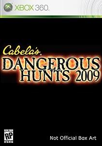 Cabela's Dangerous Hunts 09 - Xbox 360