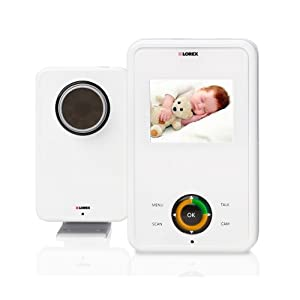 Lorex LW2004 Video Baby Monitor