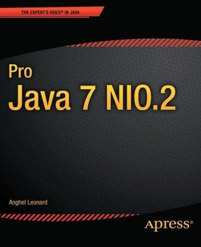 Pro Java 7 NIO.2 (Expert's Voice in Java)
